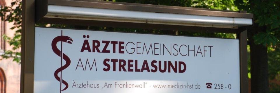 Willkommen bei der Ärztegemeinschaft am Strelasund in Stralsund