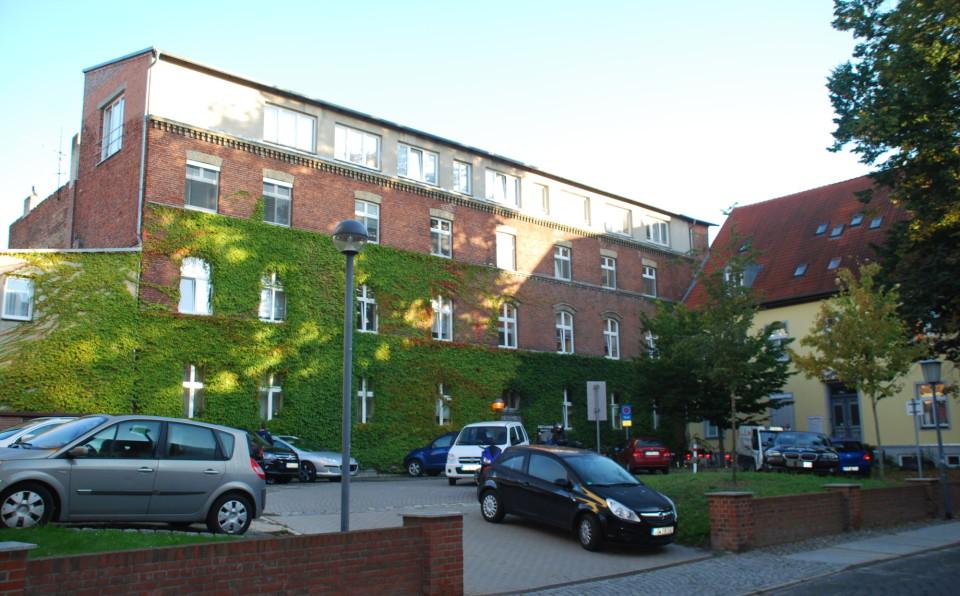 Ärztehaus Bleistraße